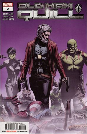 Old Man Quill 2-A