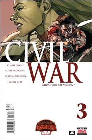Civil War (2015) 3-A