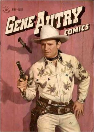 Gene Autry Comics (1946) 7-A
