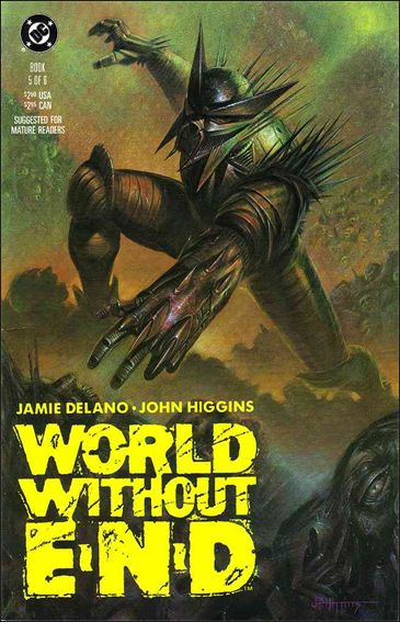 World Without End 5-A by DC