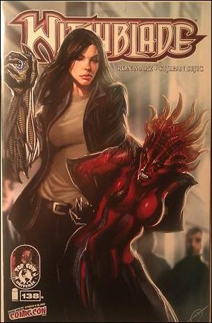 Witchblade 138-B by Top Cow
