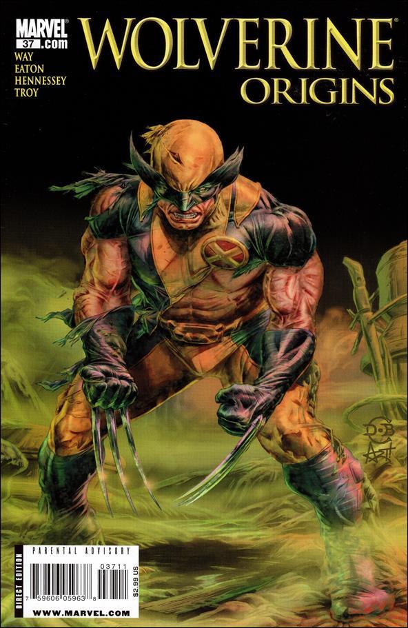Wolverine: Origins 37-A by Marvel