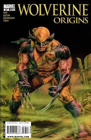 Wolverine: Origins 37-A