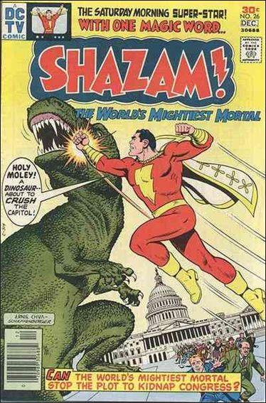 Shazam! 26-A by DC