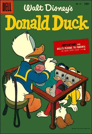Walt Disney's Donald Duck (1952) 43-A