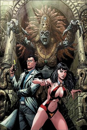 Vampirella vs Reanimator 1-J