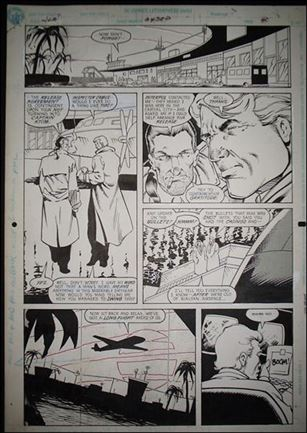 Justice League America Issue #54 Page 4