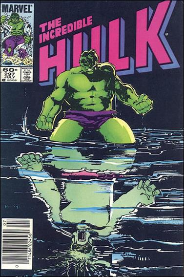 Incredible Hulk (1968) 297-A by Marvel