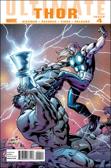 Ultimate Thor 4-A by Marvel