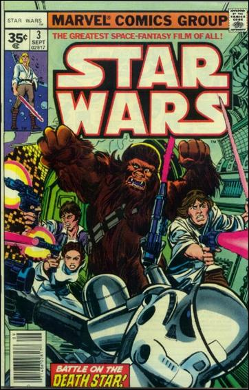 Star Wars (1977) 3-B by Marvel