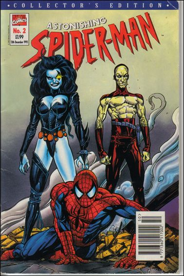 Astonishing Spider-Man (UK) (1995) 2-A by Marvel UK