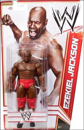 WWE Superstars (2012) Ezekial Jackson