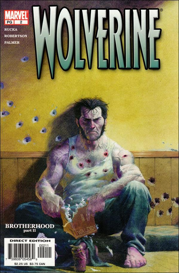 Wolverine (2003)  2-A by Marvel