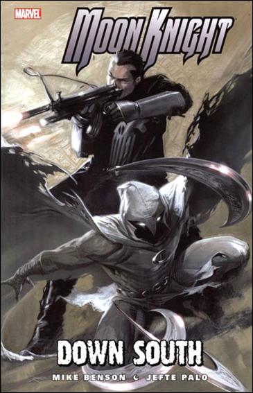 Moon Knight (2007) 5-A by Marvel
