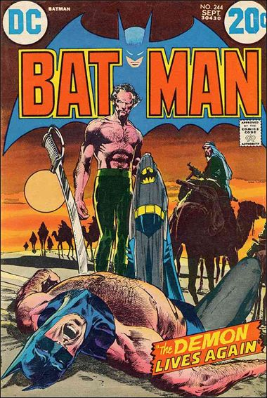 Batman (1940) 244-A by DC