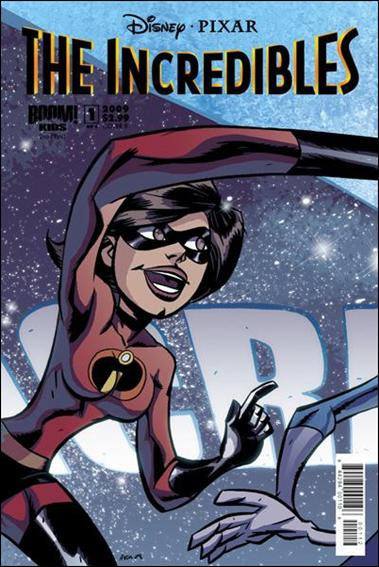 Incredibles: Family Matters 1-G by Boom! Kids