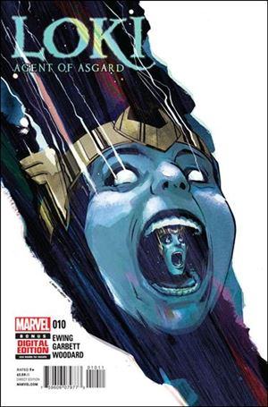 Loki: Agent of Asgard 10-A