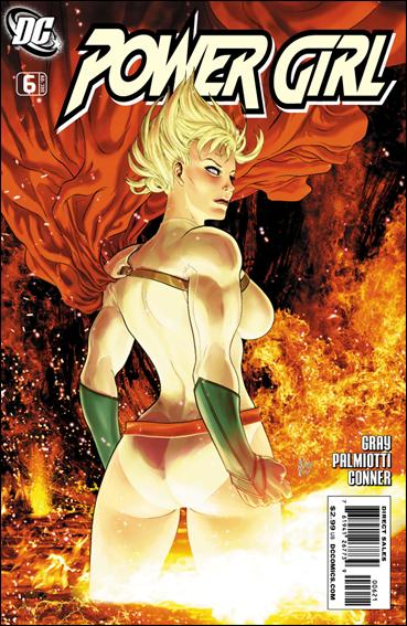 Power Girl (2009) 6-B by DC