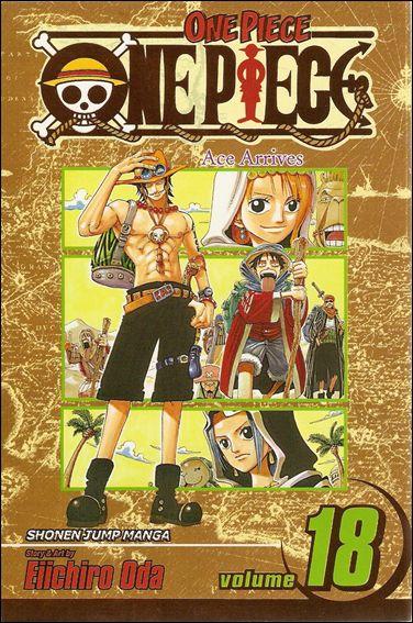 One Piece 18-A by Viz