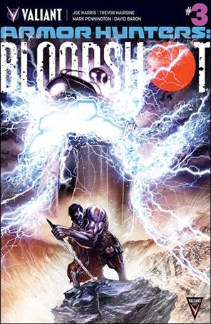 Armor Hunters: Bloodshot 3-A