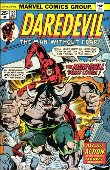 Daredevil (1964) 129-A by Marvel