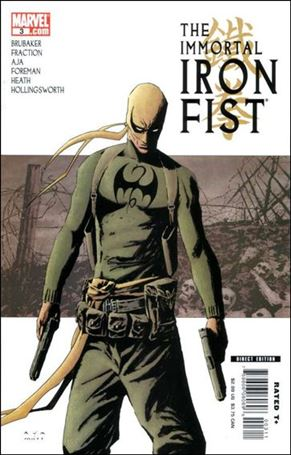 Immortal Iron Fist 3-A