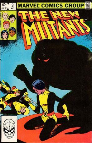 New Mutants (1983) 3-A