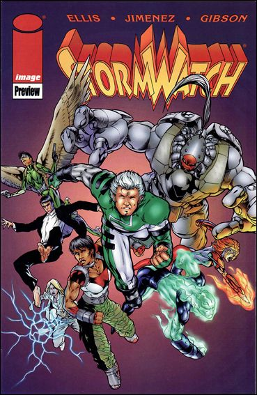 Stormwatch Preview 1-A by Image