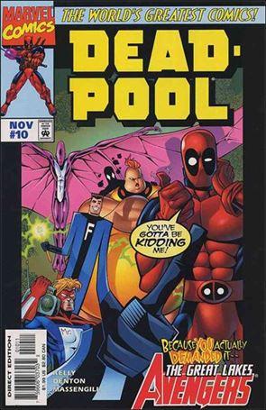 Deadpool (1997) 10-A