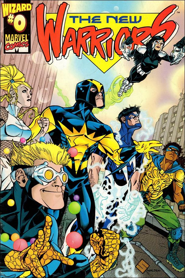 New Warriors (1999) 0-A by Marvel