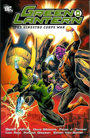 Green Lantern: The Sinestro Corps War 2-A by DC