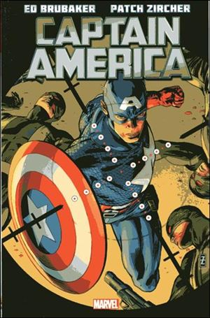 Captain America by Ed Brubaker 3-A