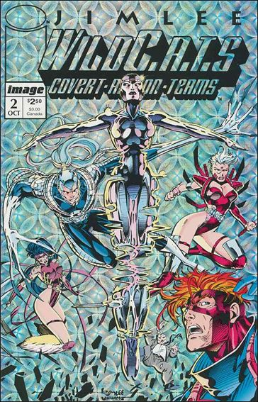 WildC.A.T.s: Covert Action Teams 2-A by Image