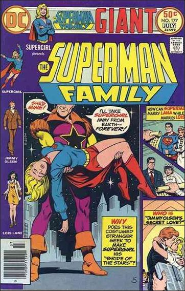 Superman Family 177-A by DC