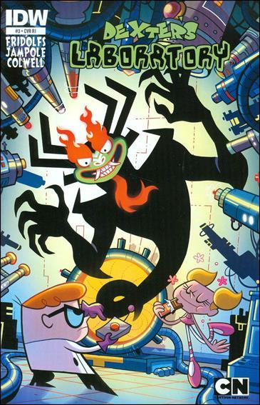Dexter's Laboratory (2014) 3-C by IDW