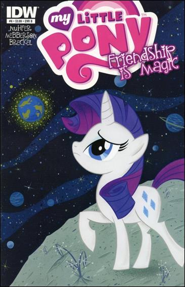 My Little Pony: Friendship is Magic 6-B by IDW