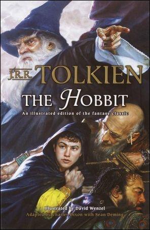 Hobbit 1-A by Del Rey