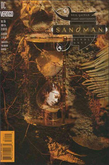 Sandman (1989) 64-A by Vertigo