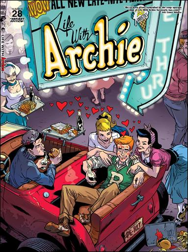 Life with Archie (2010) 28-B by Archie