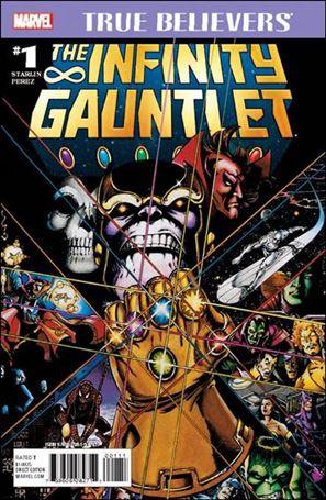Infinity Gauntlet (1991) 1-B