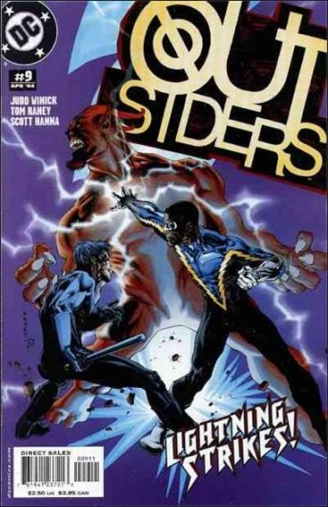 Outsiders (2003) 9-A by DC