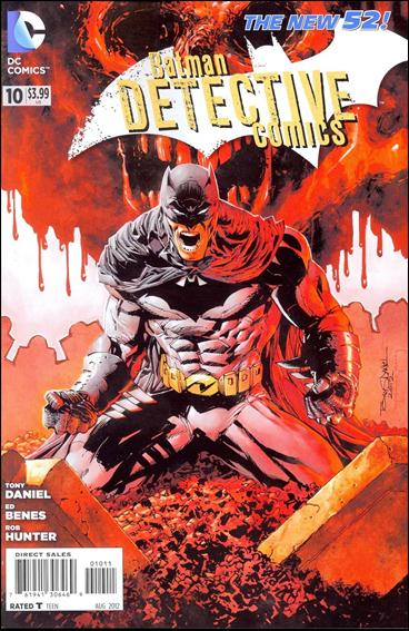 Detective Comics (2011) 10-A by DC