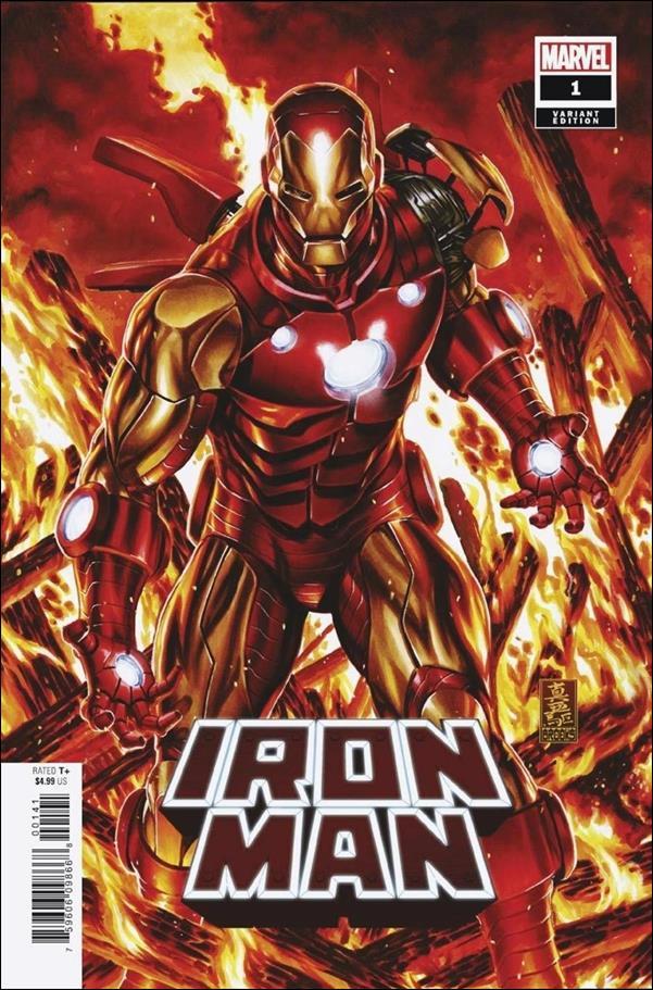 Iron Man (2020) 1-G by Marvel