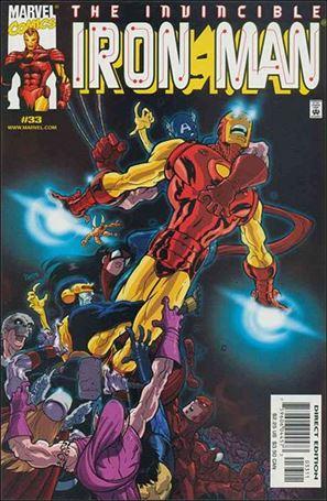Iron Man (1998) 33-A
