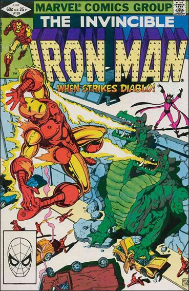 Iron Man (1968) 159-A by Marvel