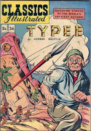 Classic Comics/Classics Illustrated 36-B
