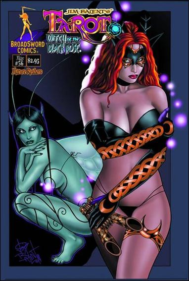Tarot: Witch of the Black Rose 56-D by BroadSword Comics