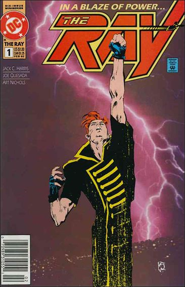 Ray (1992) 1-A by DC