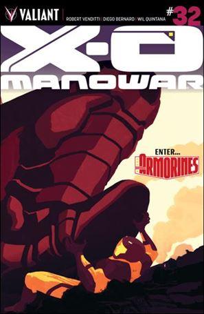 X-O Manowar (2012)  32-B