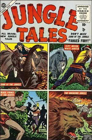 Jungle Tales 4-A